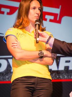 Drivers presentation: Ana Beatriz, Dale Coyne Racing Honda
