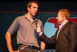 Rijderspresentatie: Justin Wilson, Dale Coyne Racing Honda