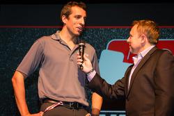 Drivers presentation: Justin Wilson, Dale Coyne Racing Honda