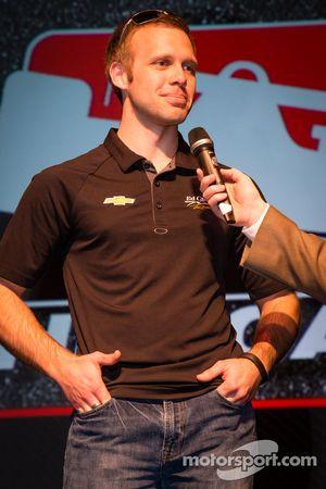 Rijderspresentatie: Ed Carpenter, Ed Carpenter Racing Chevrolet