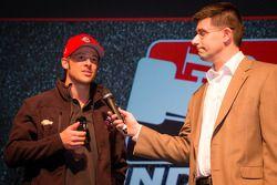 Rijderspresentatie: Marco Andretti, Andretti Autosport Chevrolet