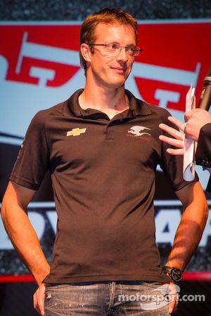 Rijderspresentatie: Sébastien Bourdais, Dragon Racing Chevrolet