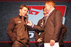 Drivers presentation: Oriol Servia, Panther DRR Chevrolet