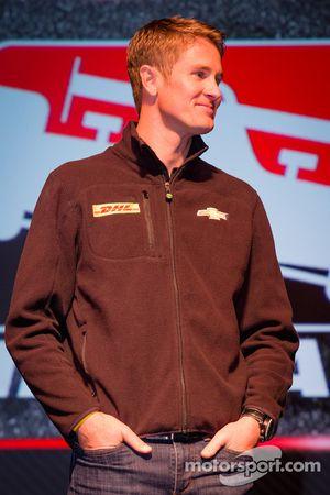 Drivers presentation: Ryan Hunter-Reay, Andretti Autosport Chevrolet