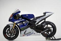 Die Yamaha YZR-M1