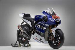 De Yamaha YZR-M1