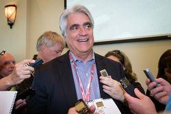 Mark Miles, CEO of Hulman and Company