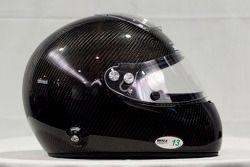 Helmet of Jean-Philippe Dayraut, BMW 320 TC, ANOME