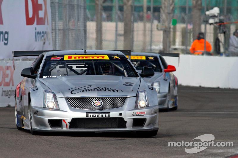 Andy Pilgrim, Cadillac Racing/Cadillac CTS-V.R