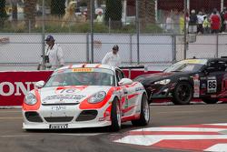 Kevin Gleason, Porsche Cayman S