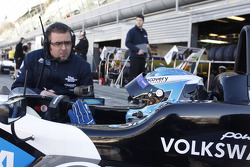 Деннис ван де Лар. Монца, пятничная квалификация.