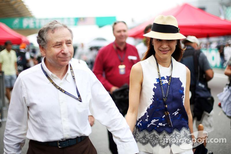 No dia 23 de outubro de 2009, Todt se elegeu presidente da FIA, cargo que ocupa até hoje.
