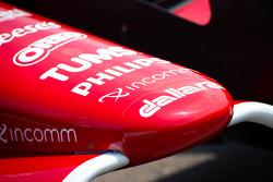 Car detail, Scott Dixon, Target Chip Ganassi Racing Honda