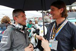 Nick Fry, Mercedes AMG F1, et Josh Hartnett
