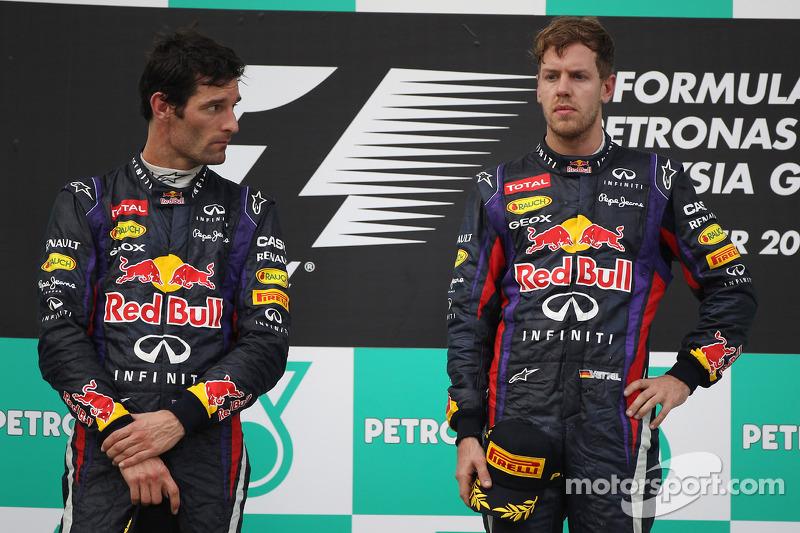 2013 - F1 chez Red Bull