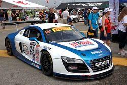 Duncan Ende, Motorsports Global Group / STANDD.org / Merchant Services Audi R8
