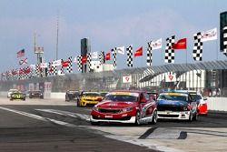 Mark Wilkins, Kinetic/Kia Racing/Russell Smith/Kia Motors America/Kia Optima