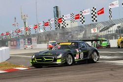Peter LeSaffre, Green Hornet Racing/Fusion World Wide/Mercedes-Benz SLS GT3