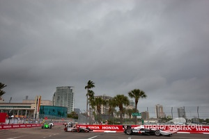 Will Power, Team Penske Chevrolet, J.R. Hildebrand, Panther Racing Chevrolet