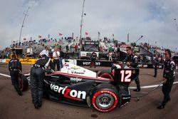Car of Will Power, Team Penske Chevrolet