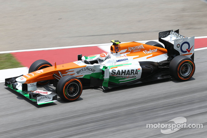 Sahara Force India VJM06 (2013)