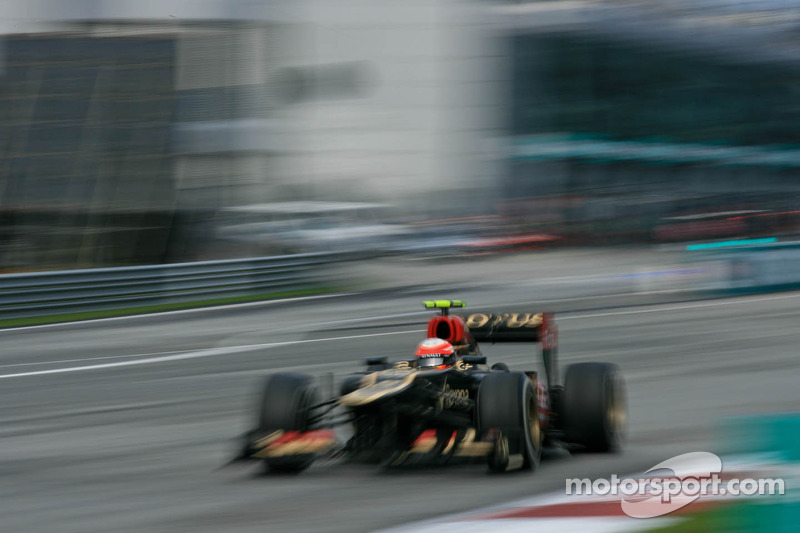 Romain Grosjean, Lotus F1 E21 (2013)