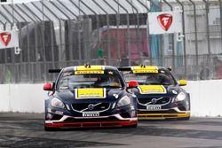 Alex Figge & Randy Pobst, K-Pax Racing / Volvo S60