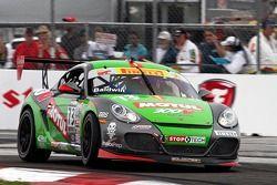 Jack Baldwin, GTSport Racing com Goldcrest/Motul/Stoptech/Invoice Prep/Porsche Cayman S