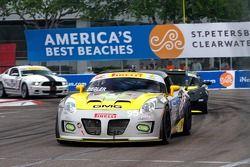 Bill Ziegler, a Global Motorsports Grupo Pontiac Solstice