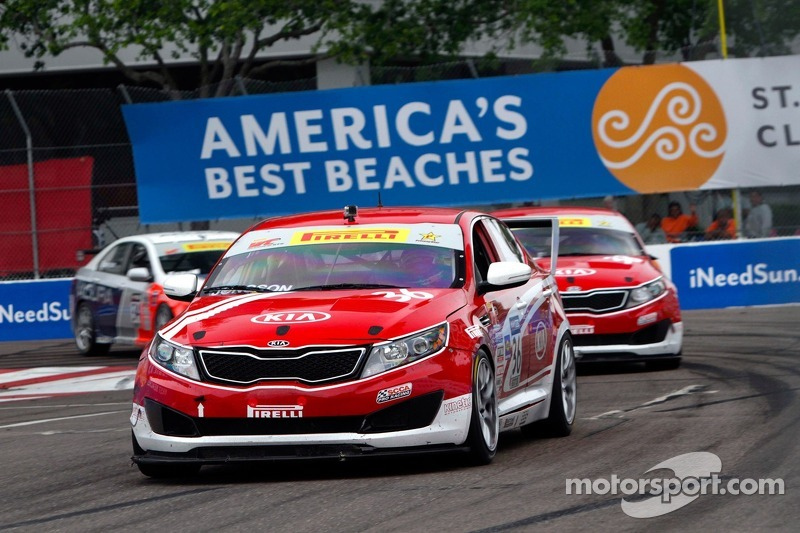 Nic Jonsson, Kinetic/Kia Racing/Russell Smith/Kia Optima