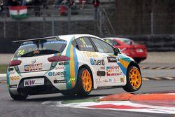 Pepe Oriola, SEAT Leon WTCC, Tuenti Racing