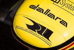Logo en la nariz de Graham Rahal, Rahal Letterman Lanigan Racing Honda