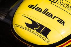 Nose cone detail on the car of Graham Rahal, Rahal Letterman Lanigan Racing Honda
