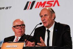 Hans-Joachim Stuck, President, DMSB