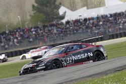 #32 Nissan GT Academy Team RJN Nissan GT-R Nismo GT3: Mark Shulzhitskiy, Wolfgang Reip