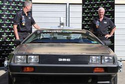 Dick Johnson Racing anuncia o DeLorean