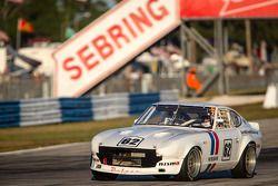 #62 1974 Datsun 260Z: Clark Stephens