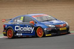 Adam Morgan, Ciceley Racing