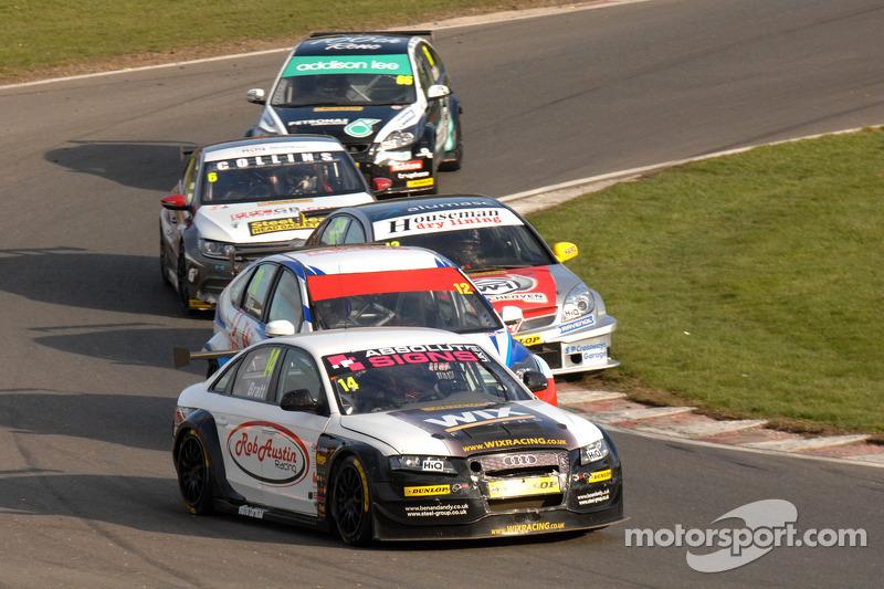 Will Bratt, Wix Racing
