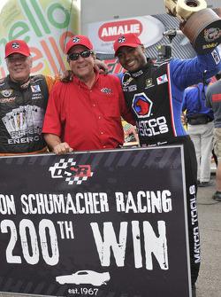 200e victoire de Schumacher Racing