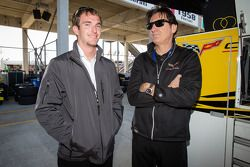Jonathan Summerton and Ron Fellows