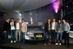 Pilotes Audi