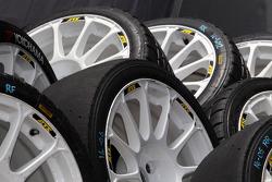 Des pneus Yokohama