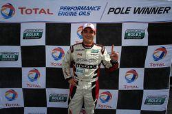 GX polesitter Tom Long