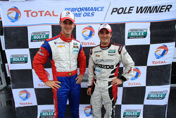 GT polesitter Paul Edwards e GX polesitter Tom Long