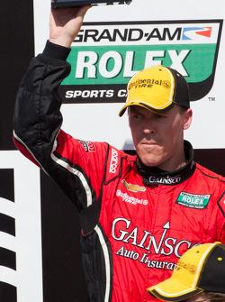 Pós-corrida: segundo colocado Alex Gurney