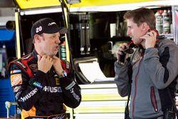 Matt Kenseth en Denny Hamlin