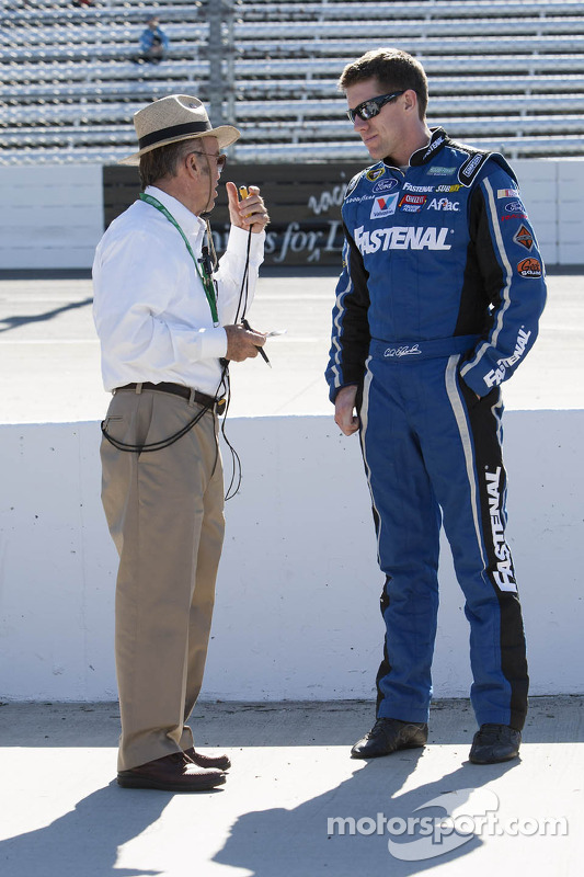 Jack Roush e Carl Edwards