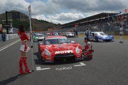 #23 Nismo Nissan GT-R: Masataka Yanagida, Ronnie Quintarelli