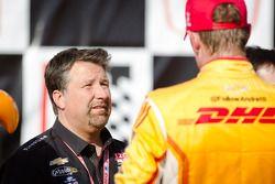 Michael Andretti et Ryan Hunter-Reay, Andretti Autosport